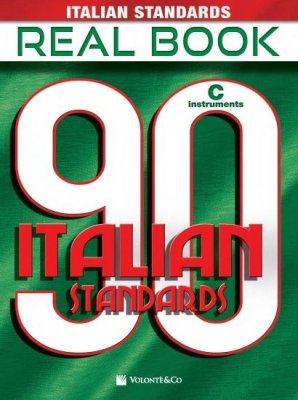 AA.VV. - 90 ITALIAN STANDARDS REAL BOOK