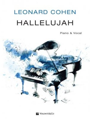COHEN Hallelujah - PIANO - VOCAL