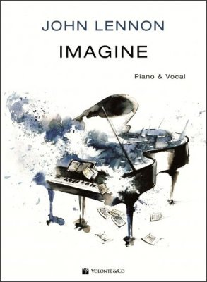 LENNON IMAGINE - Piano - vocal
